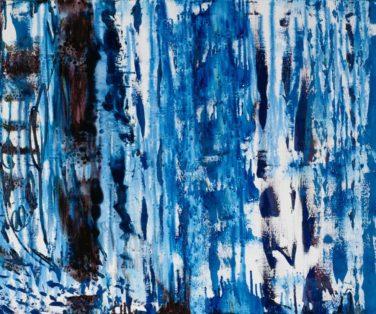 «Сны» 80×100, холст/масло Коллекция «Велес капитал»